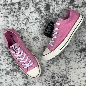 NIB Converse CTAS Ox Twill pink women's sneakers